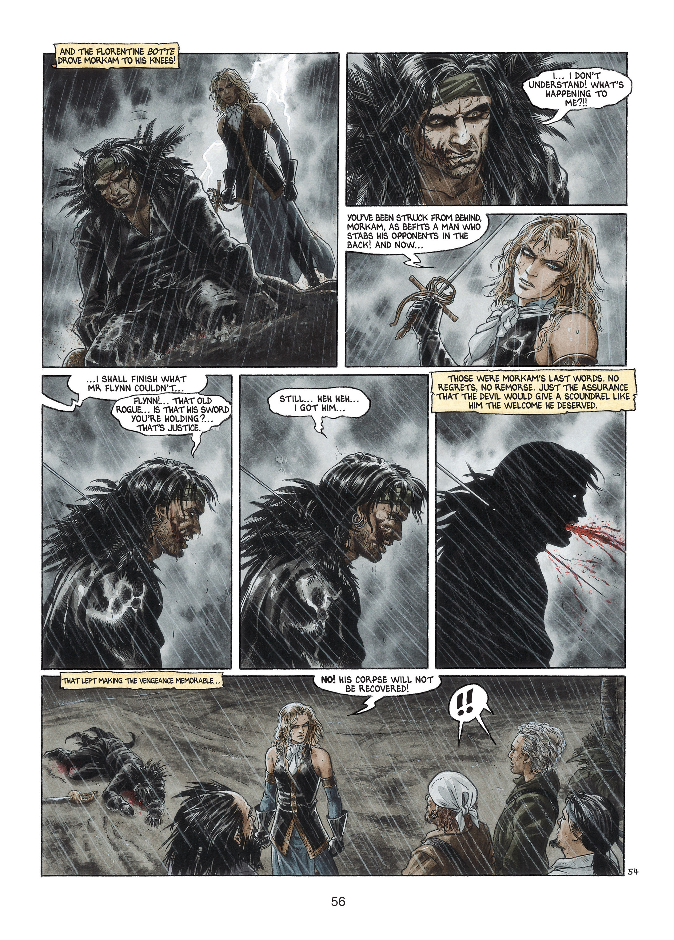 Read online Barracuda comic -  Issue #3 - 57