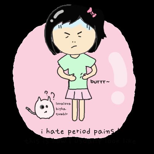 Gambar Kartun Wanita Pms 49 Gambar Animasi Wanita Pms
