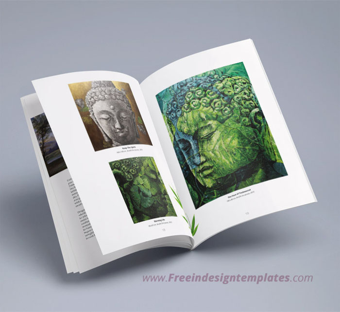 Free InDesign Templates Download - free indesign template