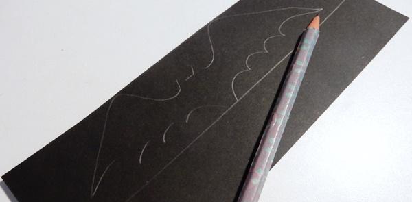 DIY : photophores chauve-souris