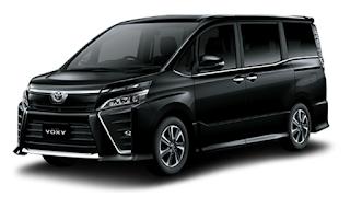 Gambar Toyota Voxy Bandung