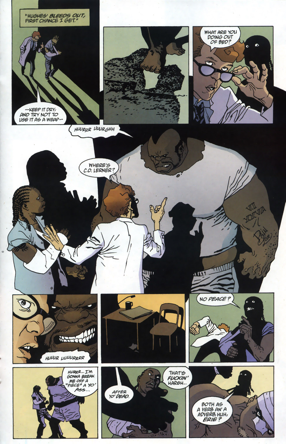 Read online 100 Bullets comic -  Issue #46 - 15