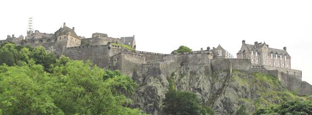 Castle Rock. Edinburgh castle. Castillo. Edimburgo. Edinburgh. Dùn Èideann. Édimbourg. Escocia. Scotland. Alba. Écosse