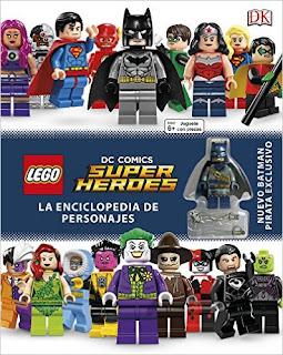 Lego Dc Enciclopedia De Personajes PDF