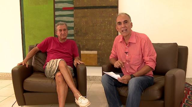 """No Mundo da Bola apresenta série especial """"Os Setentões"""" na TV Brasil"""