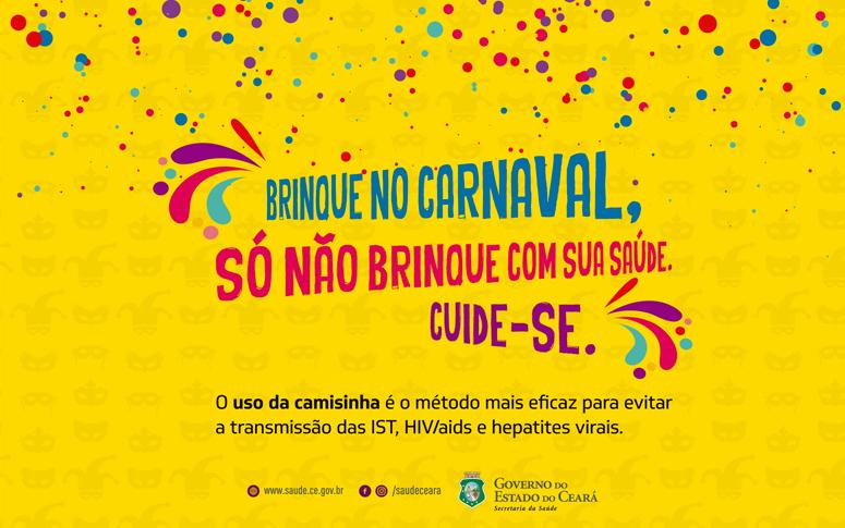 Começa distribuição de camisinhas para o Carnaval 2019 422058f8f96