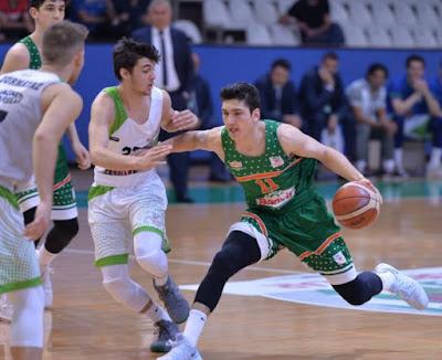 Basketbol Gençler Ligi Tofaş - Banvit