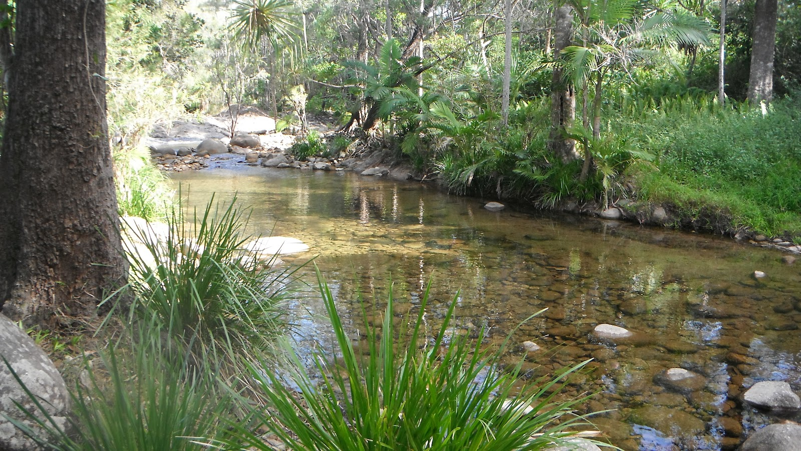 Boulder Creek The Round Australia Trip Completed But