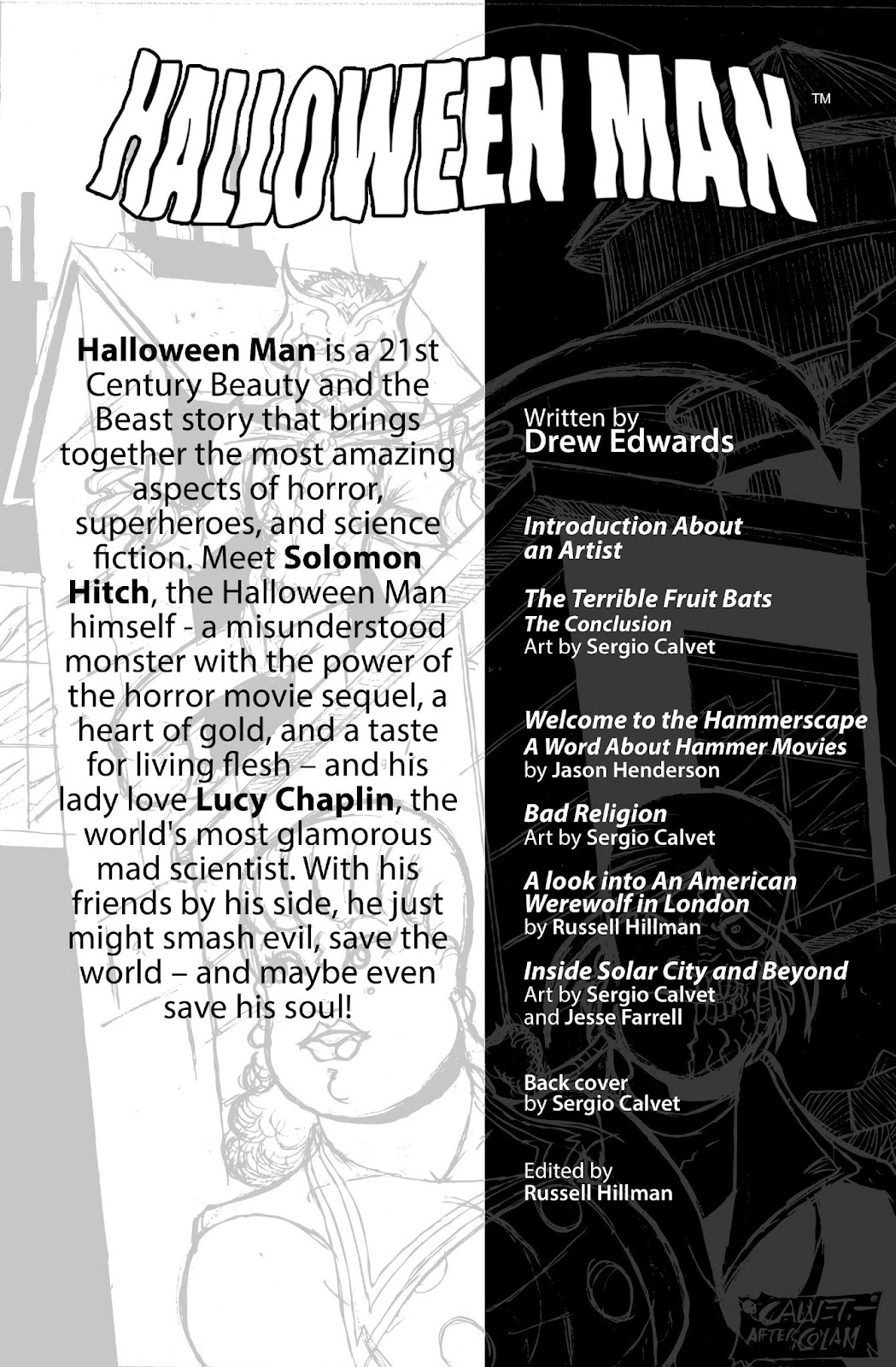 Read online Halloween Man comic -  Issue #9 - 2