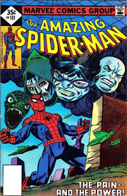 Amazing Spider-Man #181
