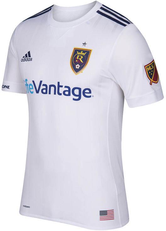 0190d1ebee Adidas lança a nova camisa reserva do Real Salt Lake para a MLS 2017 .
