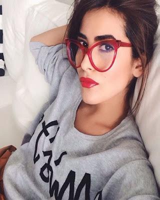 selfie en la cama