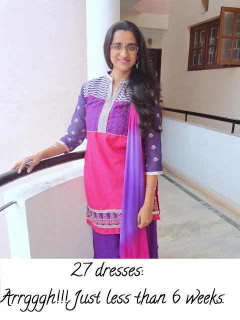 27 Dresses: 40+ days to go image