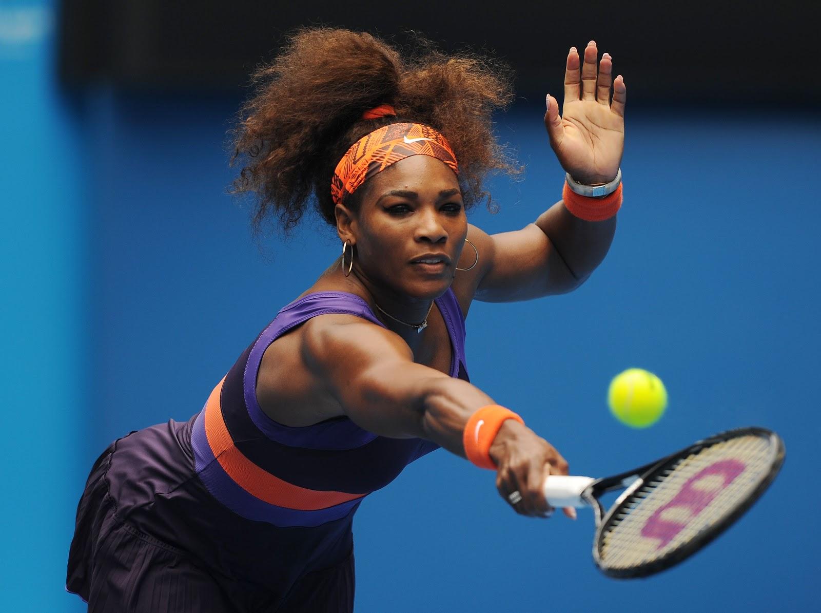Williams: Tennis World: Serena Williams Brand New Pictures 2013