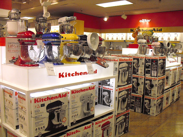 Macys Kitchen Aid Mixer