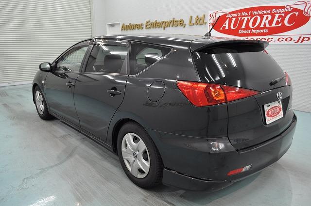 2003 Toyota Caldina For Zambia Japanese Vehicles To The World
