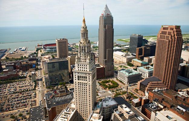 Cleveland   Ohio   Estados Unidos da América