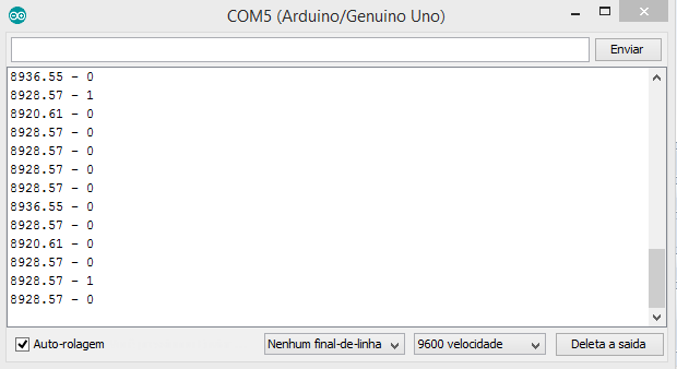 Arduino Uno ADC Sampling Rate