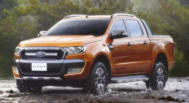 2018 Ford Ranger USA
