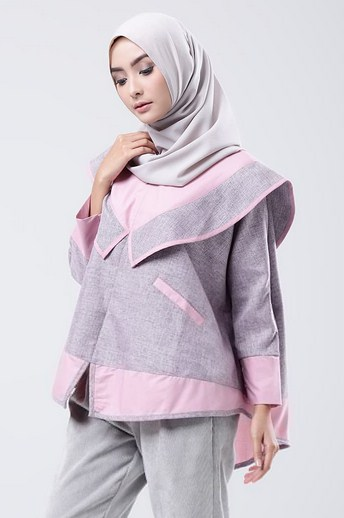Tips Agar Penampilan Kamu Lebih Cantik Dengan Style Hijab Casual Modern
