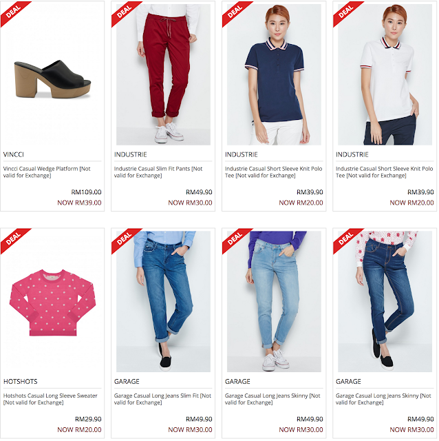 Padini Online Store Last Chance Deals