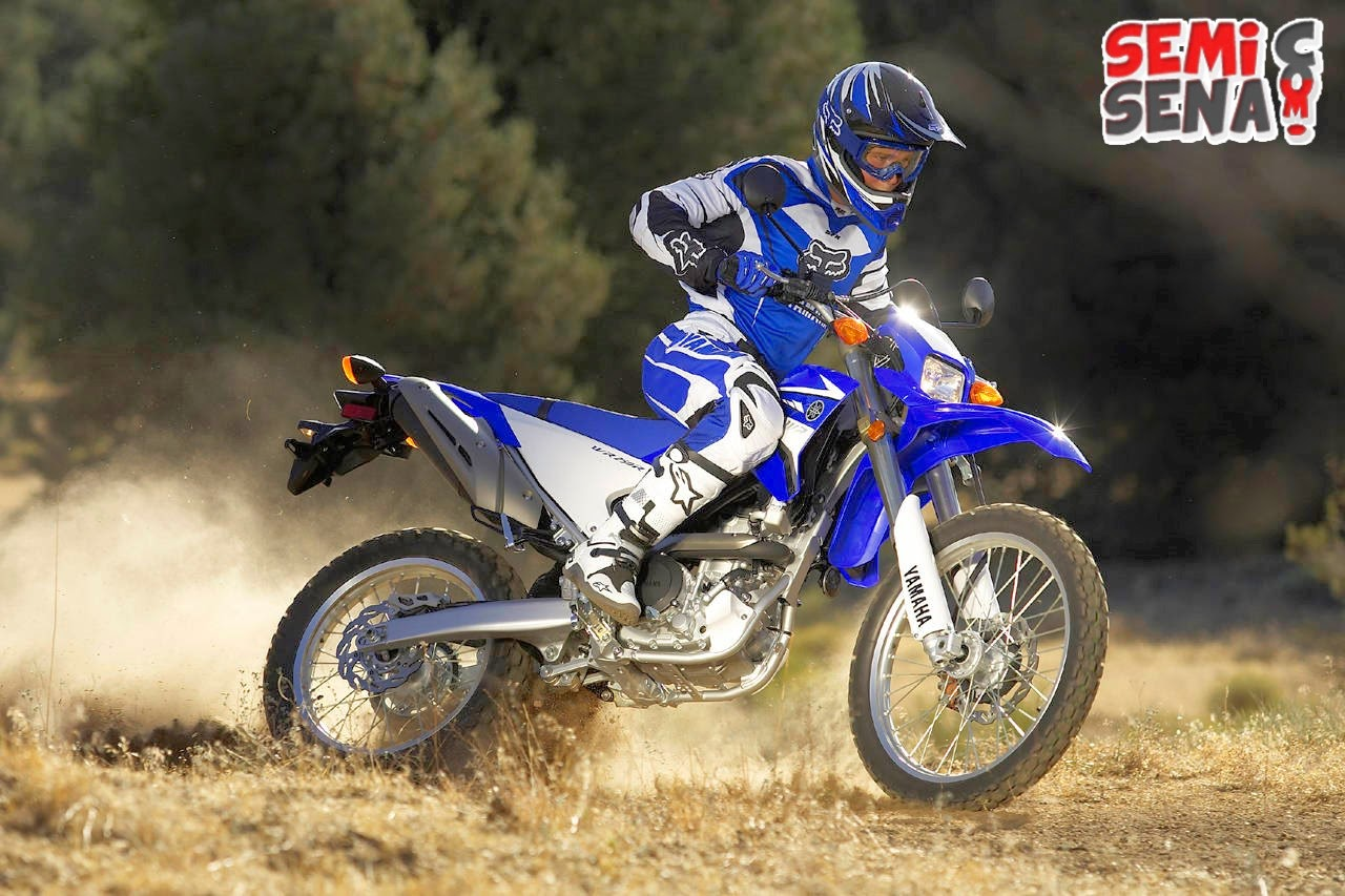 Yamaha WR250R-Ready-kicked-Automotive-Indonesia-Market