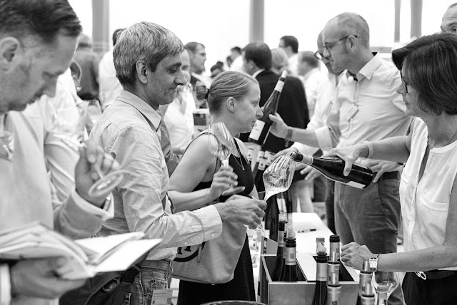 VDP Rheingau Weinpräsentation
