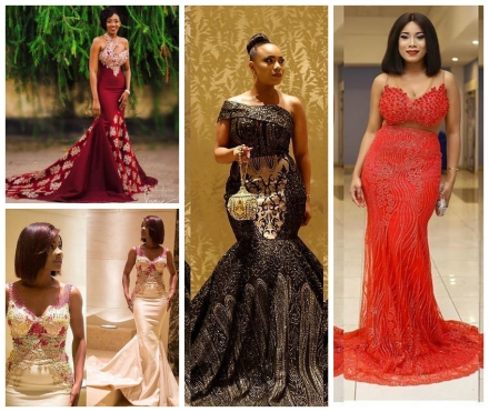 Nigerian Wedding Guest Outfits