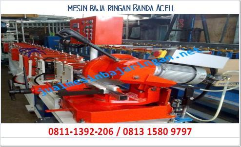 mesin baja ringan Banda Aceh