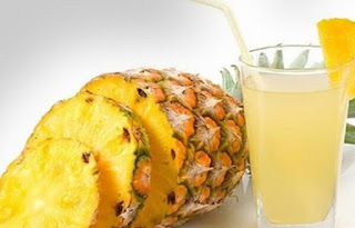 Drinking Pineapple water benefits