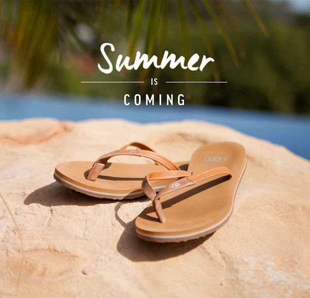 Summer Sandals are here