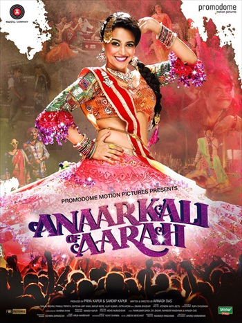 Anaarkali of Aarah 2017 Hindi DVDRip x264 700MB