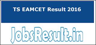 TS EAMCET Result 2016