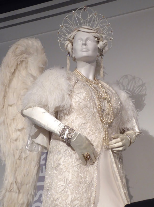 Florence Foster Jenkins angel costume