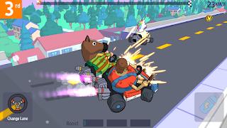 LoL Kart: Multiplayer Racing Mod