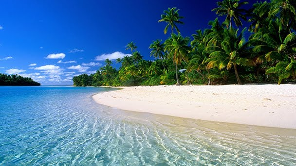 """Το παραδεισένιο """"Νησί των Χριστουγέννων"""" που έχει πάντα.. ήλιο!!! (βίντεο)"""