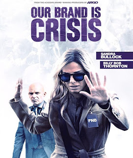 Our Brand Is Crisis (2015) สู้ไม่ถอย ทีมสอยตำแหน่งประธานาธิบดี