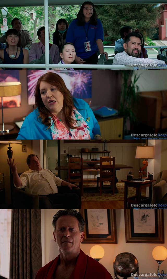 Handsome Una película de misterio de Netflix (2017) HD 1080p Latino