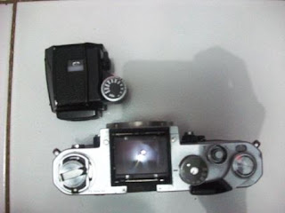 F2 viewfinder dilepas
