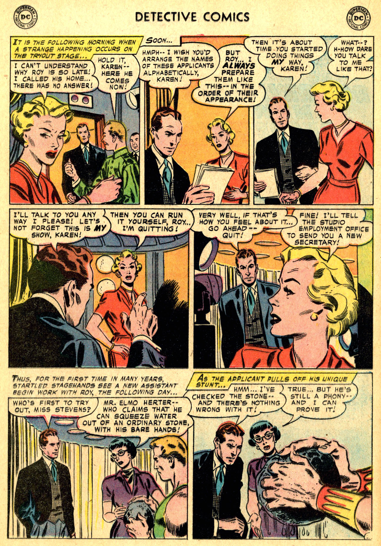 Read online Detective Comics (1937) comic -  Issue #250 - 18