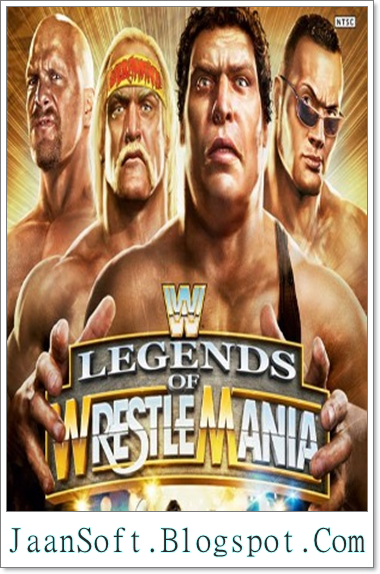 WWE Legends of Wrestlemania 2017 PC Game