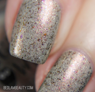 Night Owl Lacquer You Heard About Pluto? | Polish Pickup April 2018 | Across the Universe: Planets & Galaxies
