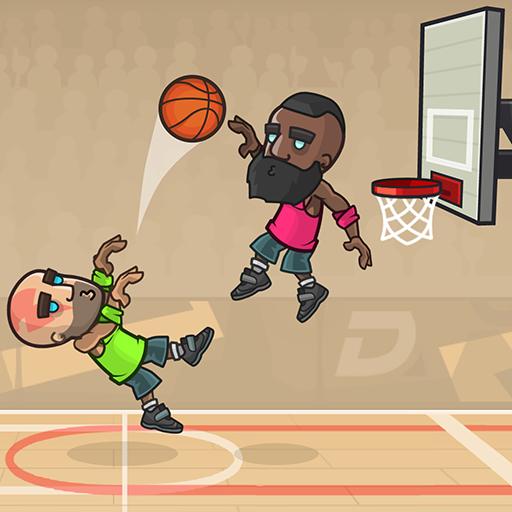 تحميل لعبة Basketball Battle v2.0.31 مهكرة وكاملة للاندرويد نقود لا نهاية