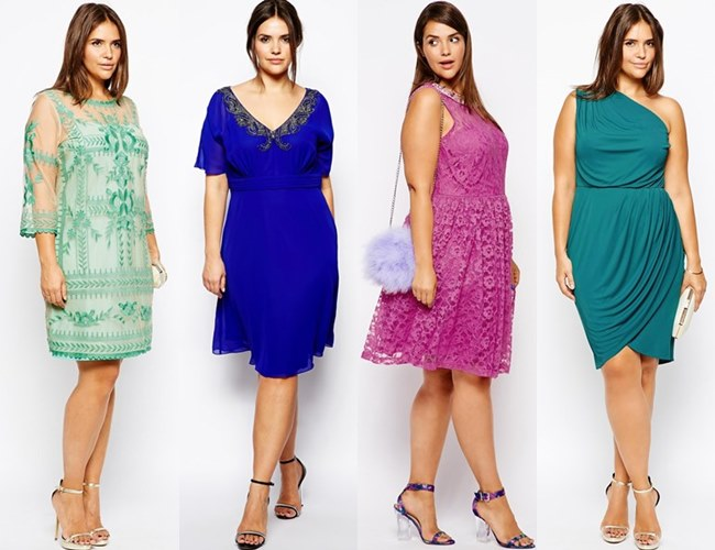 Asos Budget Plus Size Wedding Guest Bridal And Wedding Prom