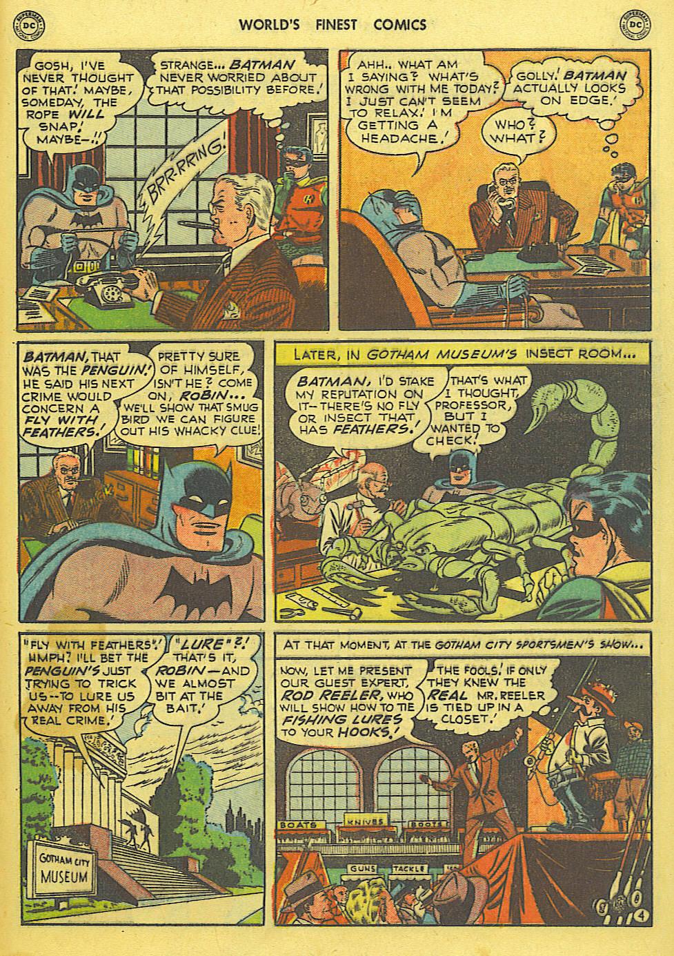 Read online World's Finest Comics comic -  Issue #49 - 66