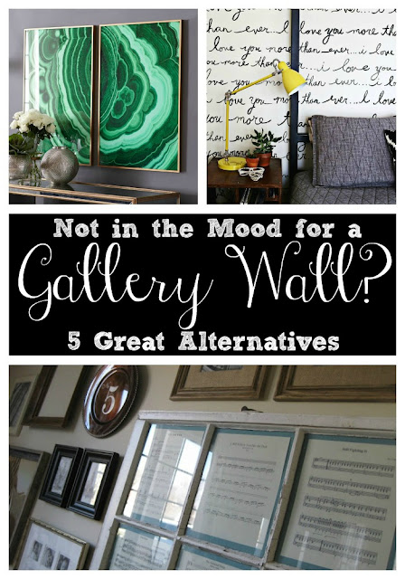 Gallery Wall, Murals, Stencils, Wallpaper, Statement Art