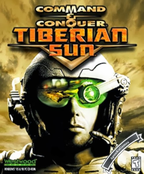 Command and Conquer Tiberian Sun Cover, Poster