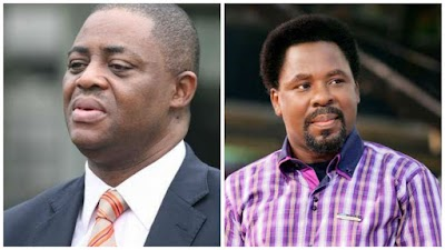 T.B. Joshua helped George Weah become president- FFK