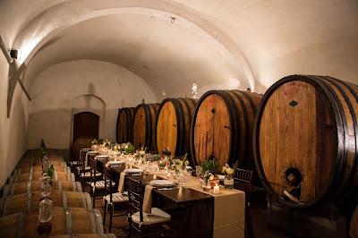 evento in cantina vino