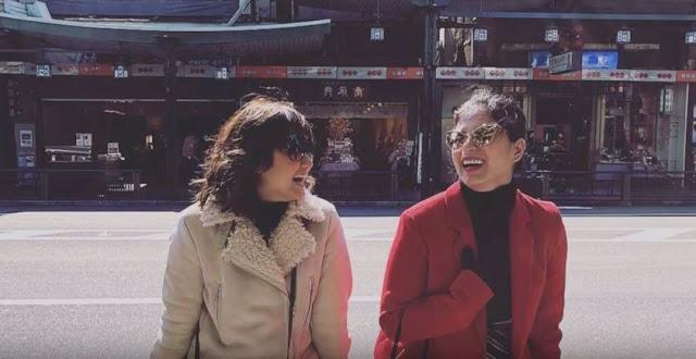 Angel Locsin Slays In Kyoto, Japan!